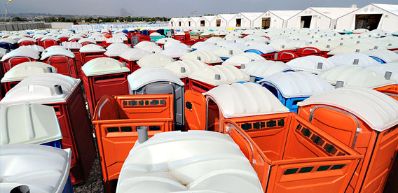 Champion Portable Toilets in Midland,  TX